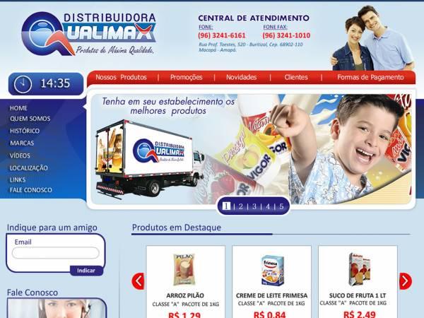 Empresa especializada em oferecer as melhores soluções em alimentos