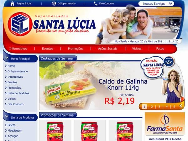 Maior rede de supermercados do estado do Amapá no ramo alimentício